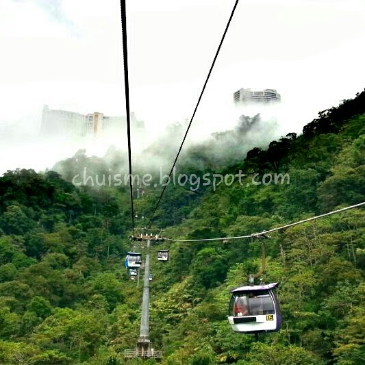 Awana Skyway Genting Highland