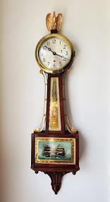 Marine Clocks & Chronometers