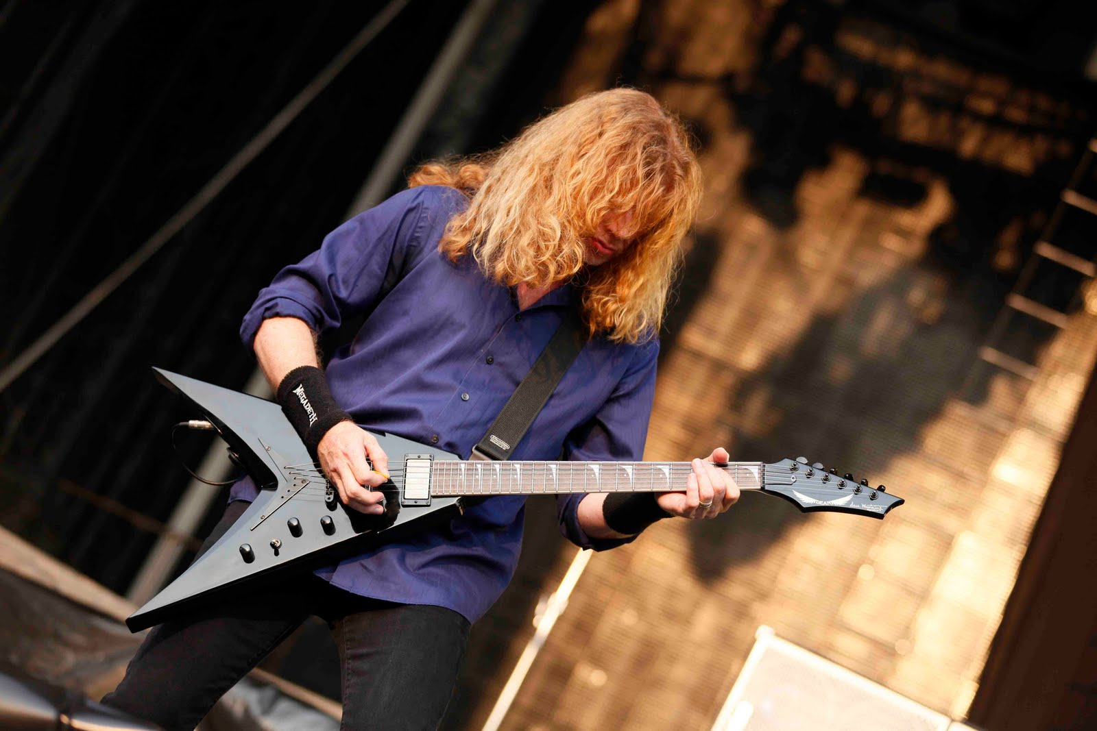 Dave Mustaine, Guitarist Megadeth Portraits Photos - Chad Dave mustaine photo gallery