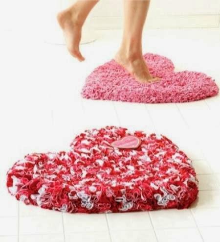 Manualidades creativas y faciles alfombra de trapillo - Alfombra trapillo facil ...