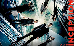 Inception, de Christopher Nolan, con Leonardo Di Caprio