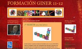 CURSO DE FORMACIÓN 11-12