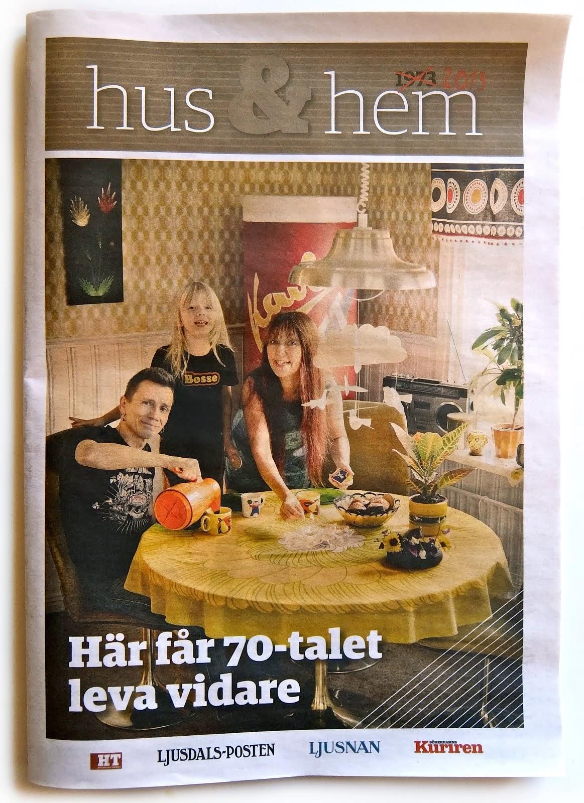Hemma hos-reportage