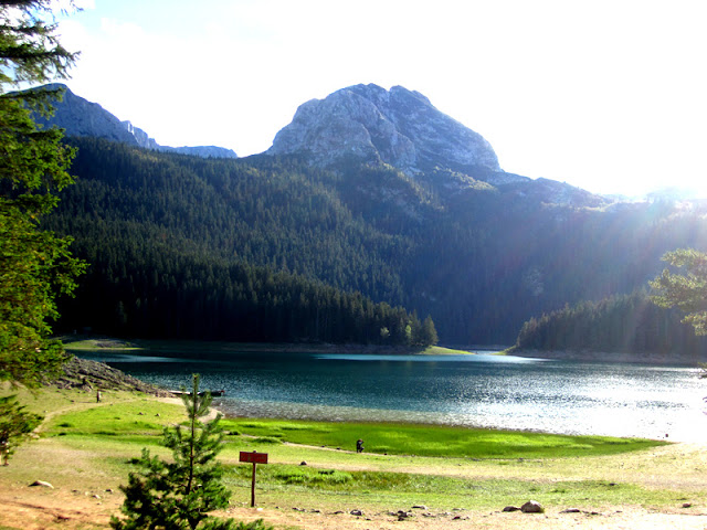 Black Lake, park Durmitor