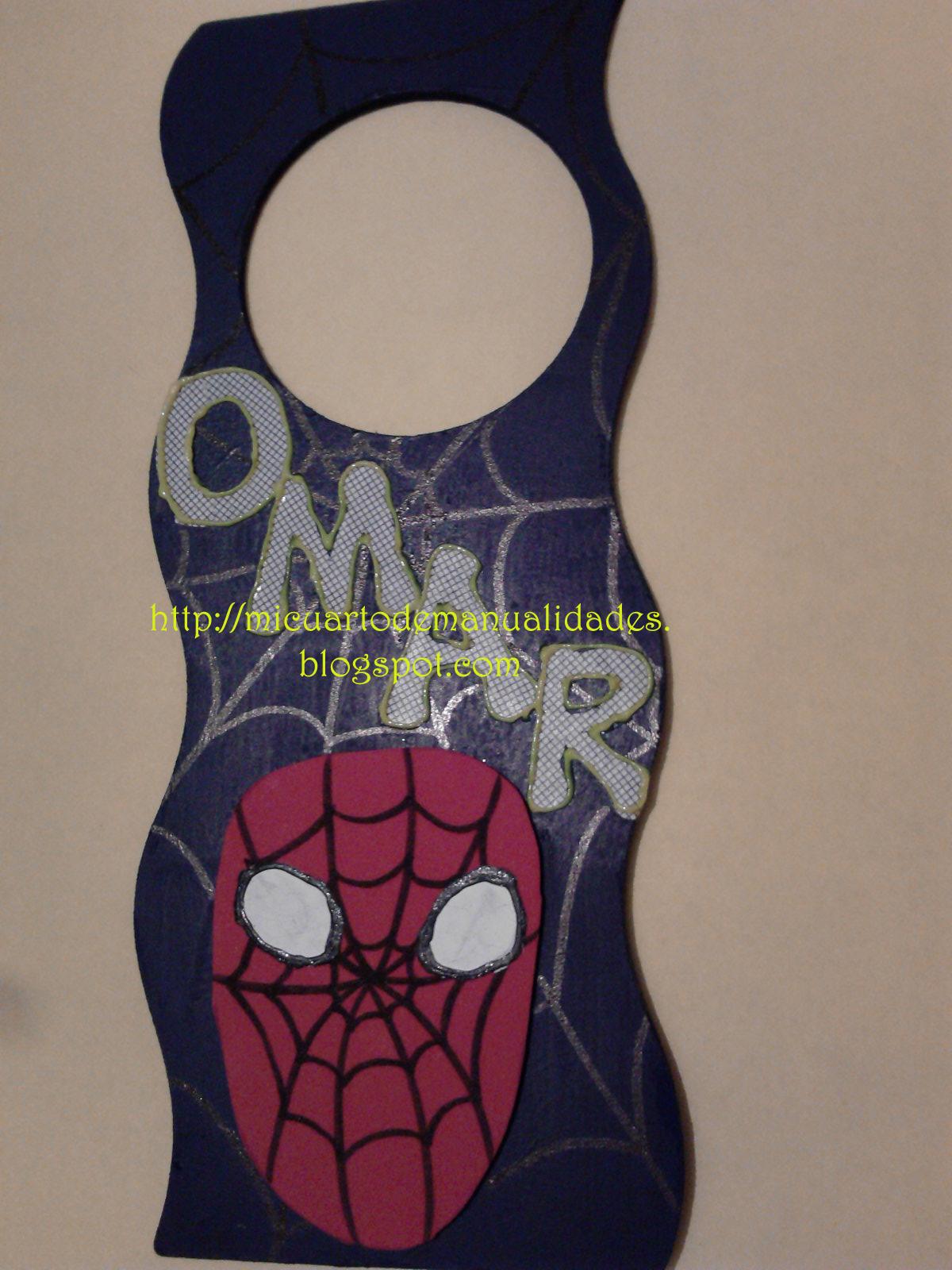 Decoracion Hombre Araa Spiderman Fiestas Infantiles ... - photo#12