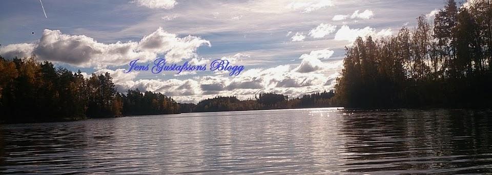 """Jens Gustafssons """"naturliga"""" blogg"""