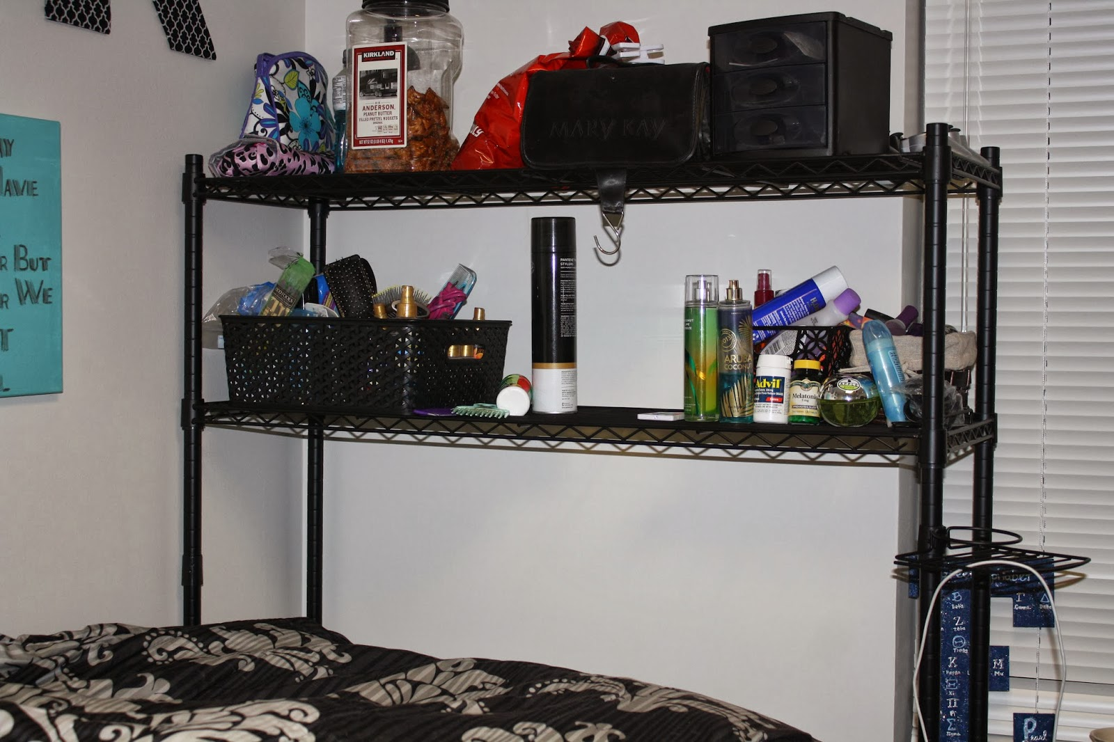 Decorating Ideas > The Mountie Guide Friday Five Five Fun Ways To Spruce Up  ~ 121707_Dorm Room Space Saver Ideas