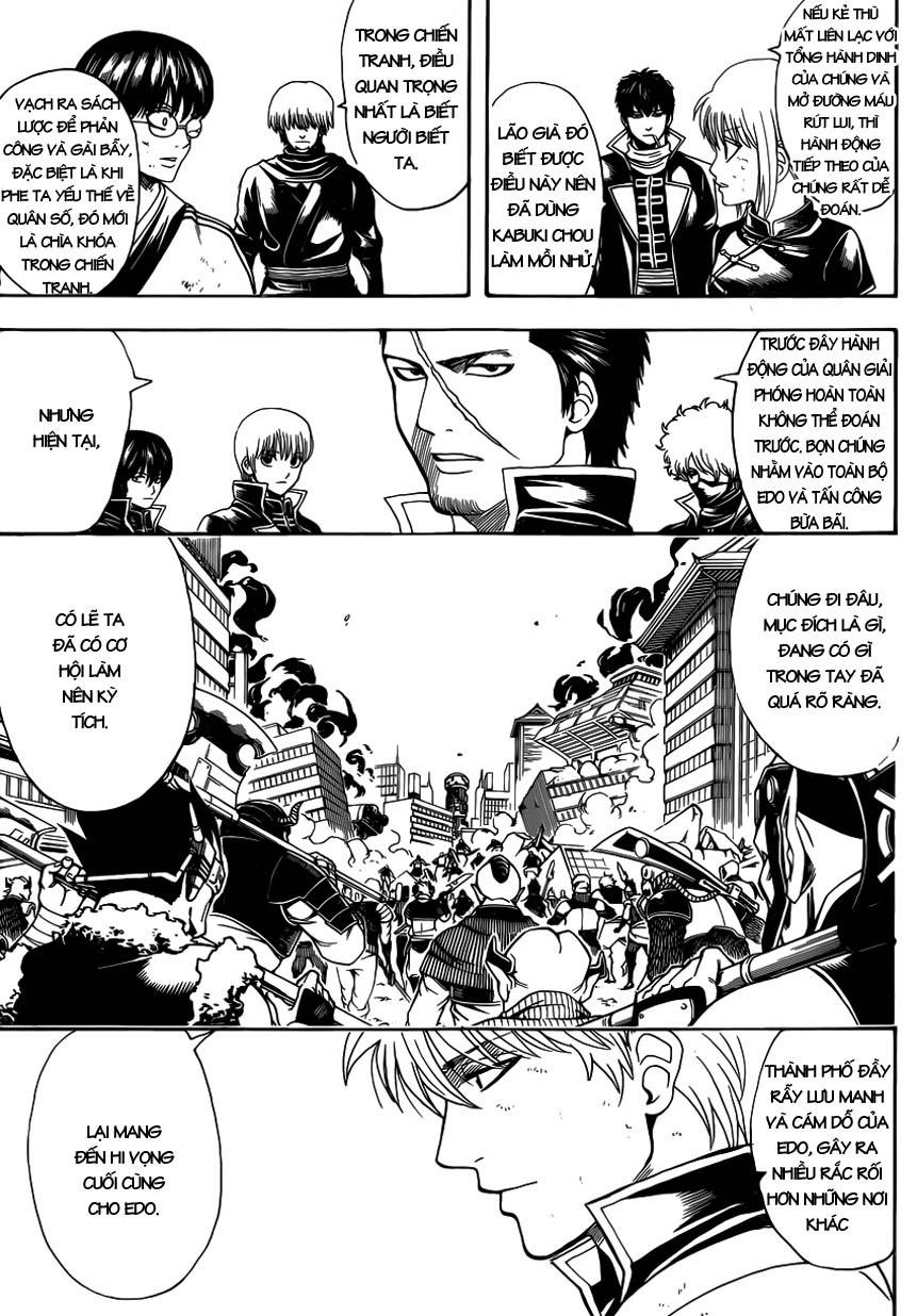 Gintama Chap 611 - Trang 13