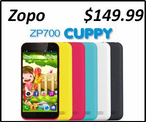 Zopo ZP700 Cheap Price