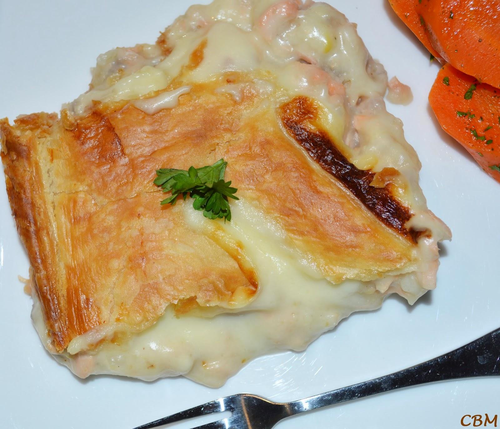 dans la cuisine de blanc manger p 226 t 233 au saumon frais et b 233 chamel de brigitte ricardo