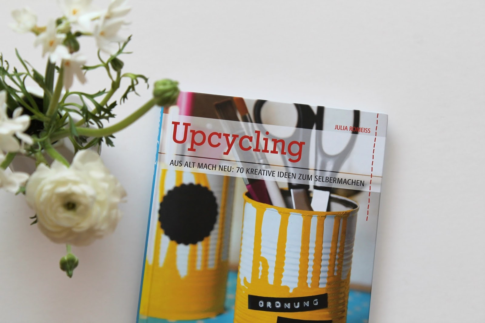 Buch Upcycling Julia Romeiss