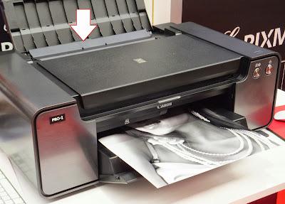 atasco de papel impresora canon