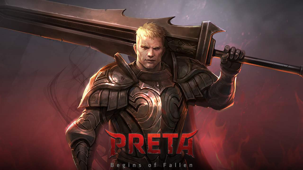 PRETA (by NEXON) Gameplay IOS / Android