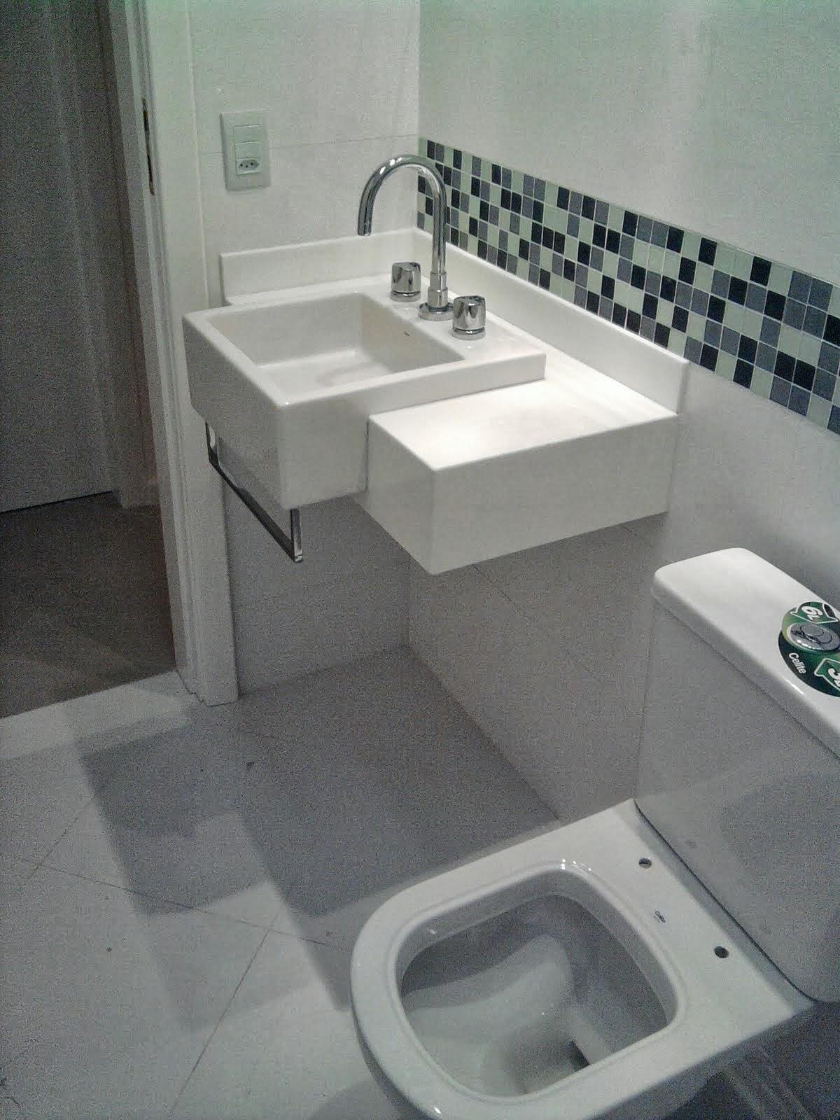 Meu AP dos Sonhos: O que desejo Banheiro Parte II #4B5158 1200x1600 Bancada P Banheiro