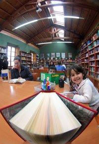 Biblioteca de Polanco