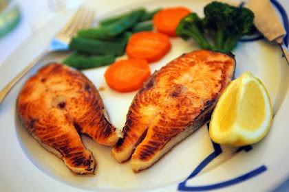 Konsumsi Ikan Jadikan Anda Tetap Aktif di Masa Tua
