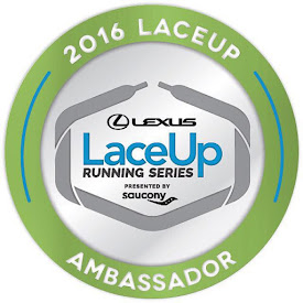 Lexus Lace Up Ambassador