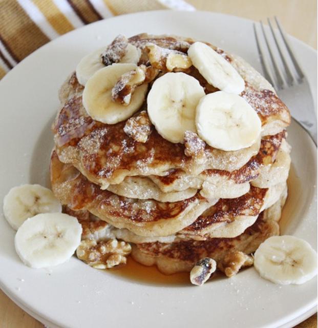 Banana Pancakes I Recipe — Dishmaps