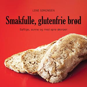 """Kjøp """"Smakfulle, glutenfrie brød""""!"""