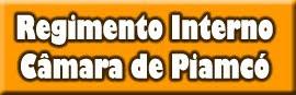 REGIMENTO INTERNO CÂMARA DE PIANCÓ