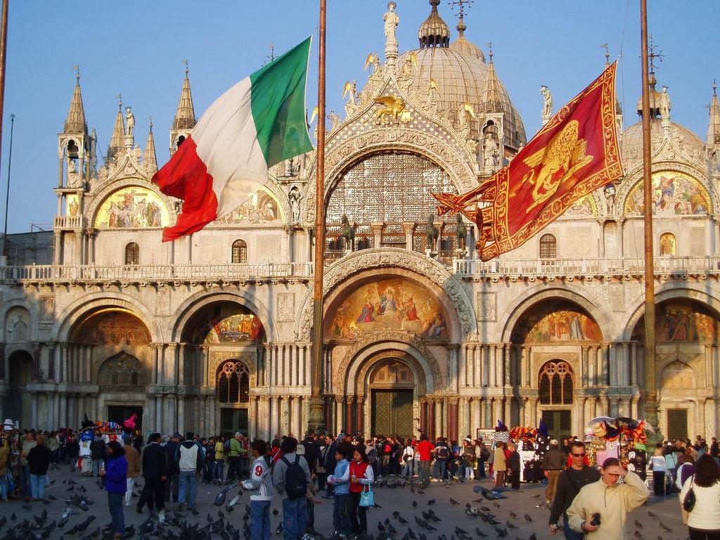 Guia de Turismo: visite Veneza com guia de turismo em Portugues