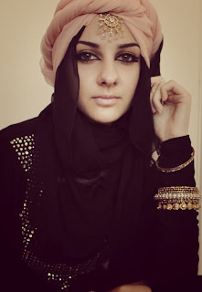 Wanita Muslimah Cantik - Arabian Princess By daintyduchess.blogspot.com