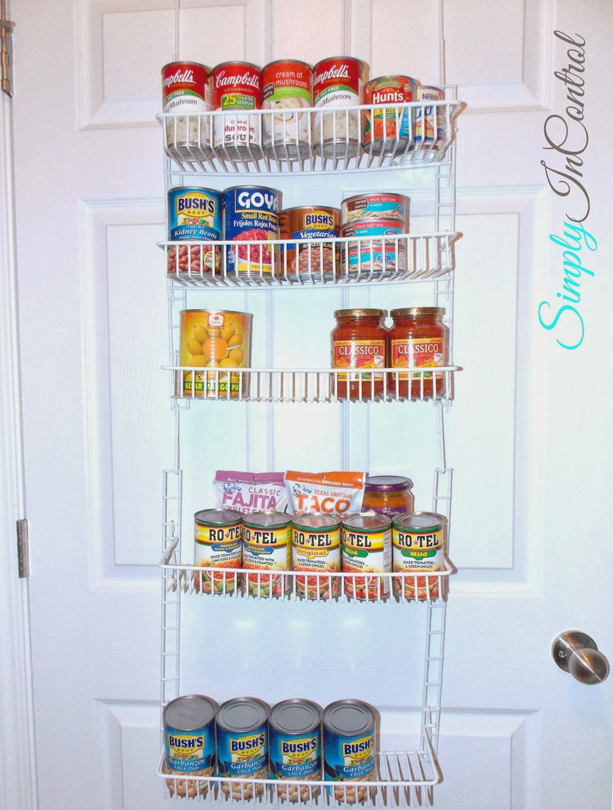 100 pantry door organizer wire rack shelving to
