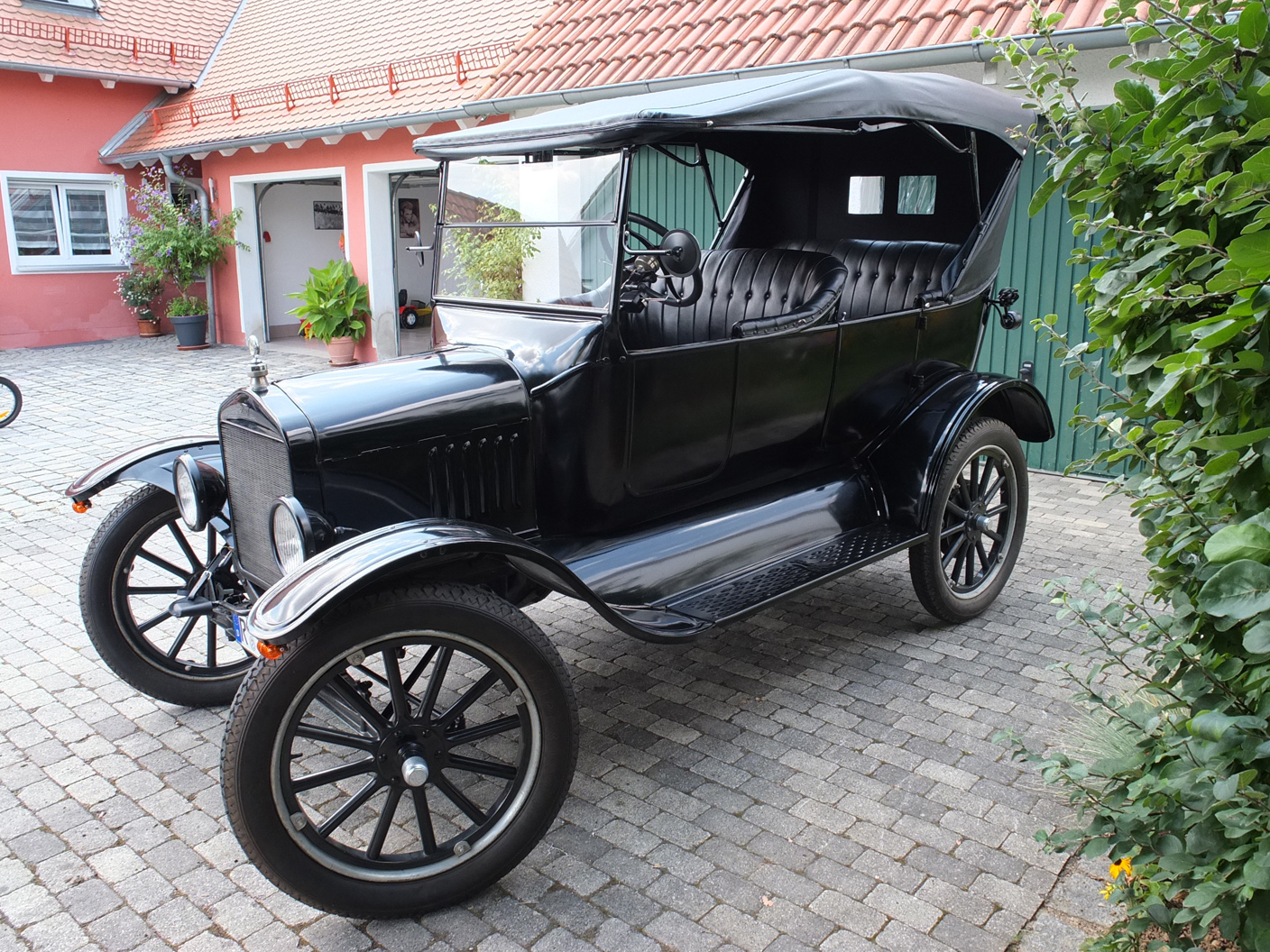 ford model t touring 1923 was kostet denn der spa. Black Bedroom Furniture Sets. Home Design Ideas