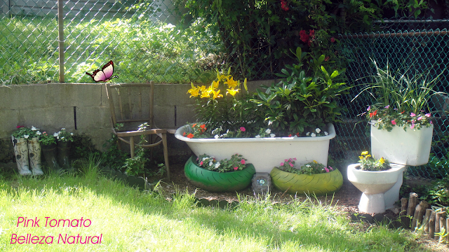 Eco ideas - Como decorar mi patio ...