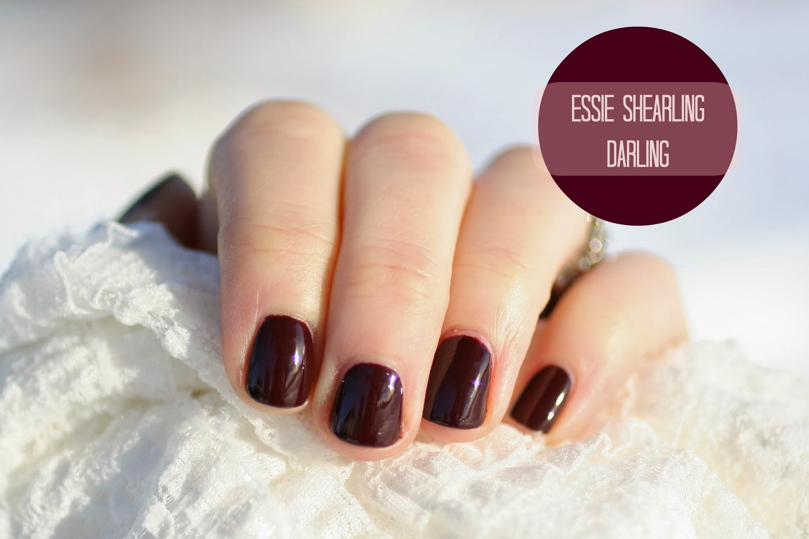 Watch Essie's Winter Wonderland: The 2013 Shearling Darling Collection video