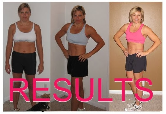 P90x3 Results Results from first 90 days in