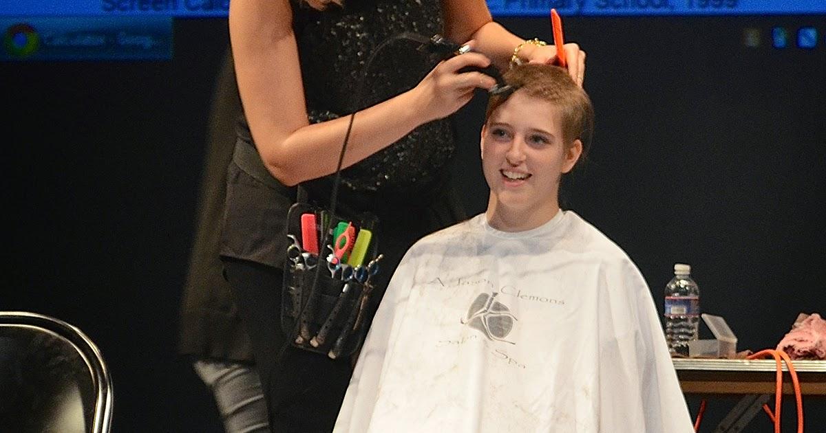 Sbu sophomores a cut above for A jason clemons salon