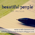 Beautiful People - August Edition