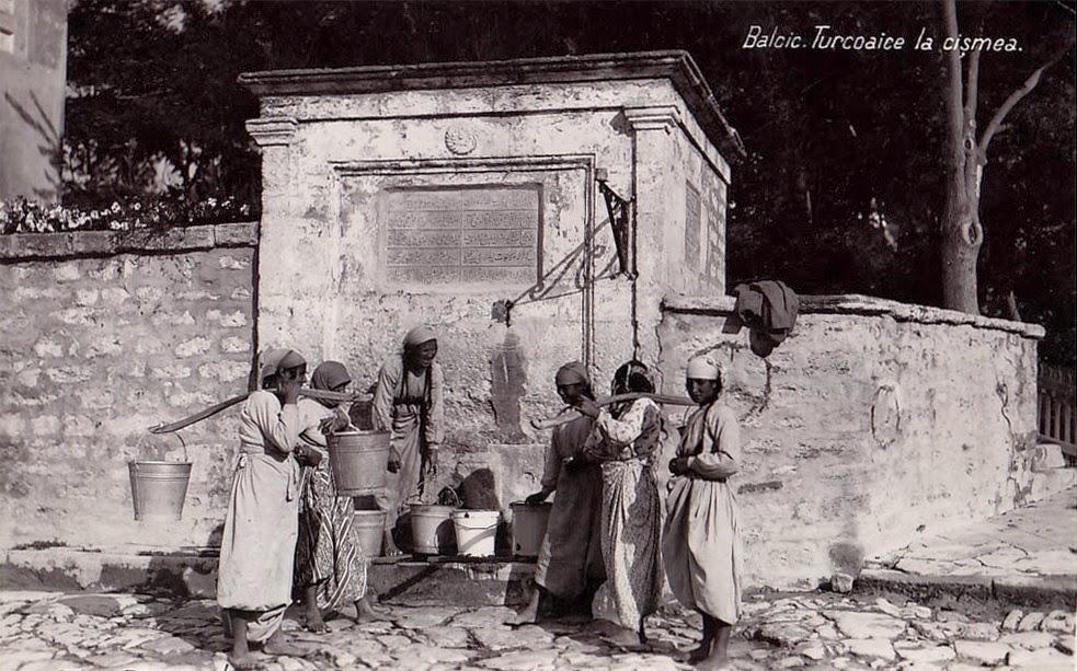 Turcoaice la cismea in Balcic