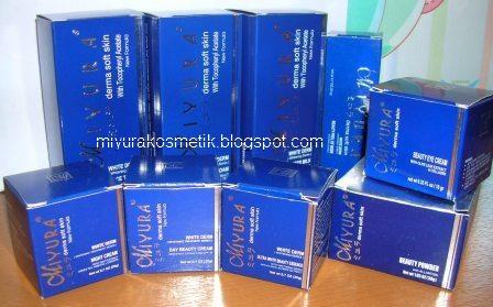 Miyura Kosmetik Kosmetik Miyura Beauty Powder Rp 70000