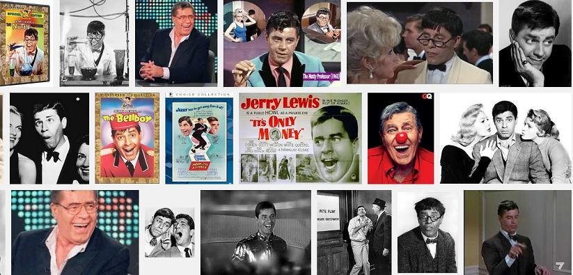 Jerry Lewis filmek