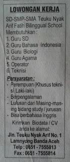 Fatih Bilingual School