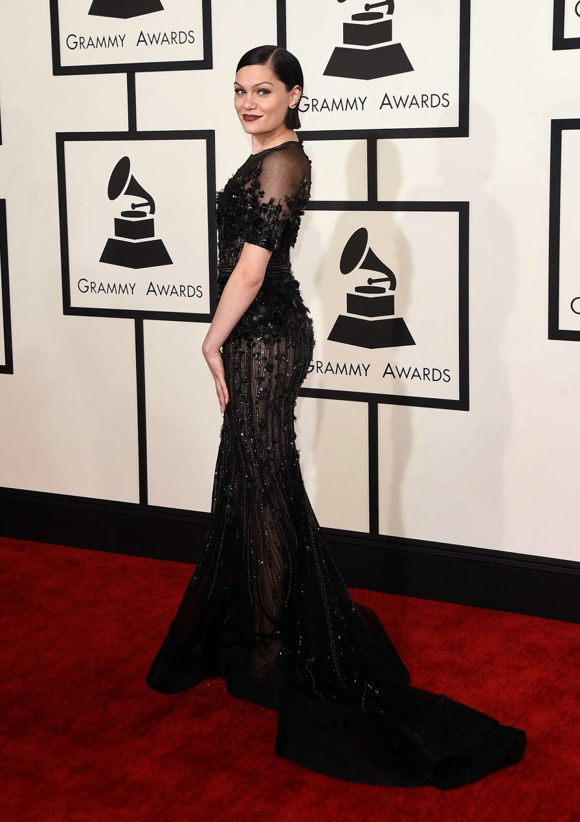 Jessie J – 57th Annual GRAMMY Awards in Los Angeles