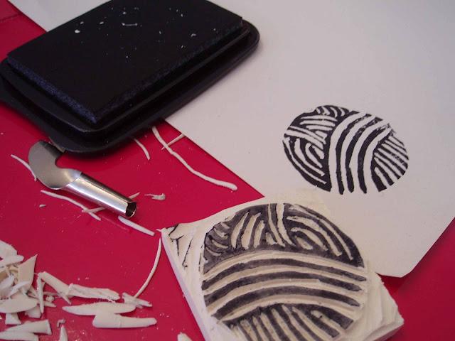Carvado de sellos