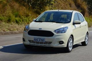 Lançamento: Ford Ka