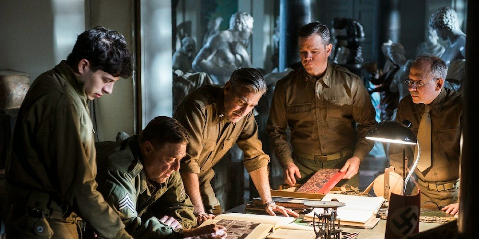"On ""The Monuments Men"""