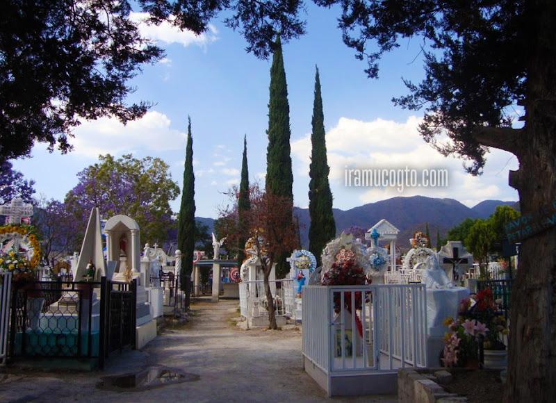 panteon de Iramuco, Guanajuato