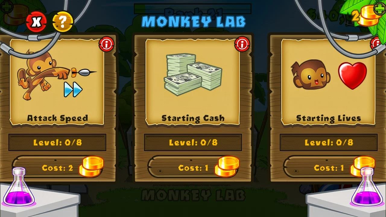 Bloons TD 5 v2.12.1 Mod [Unlimited Money]