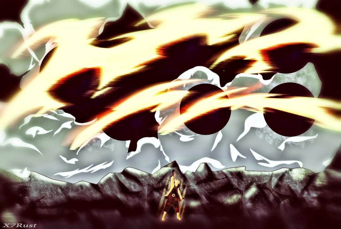Number Zero' ~~ Uzumaki Naruto - Rikudo Wind+Style+Six+Tailed+Beast+Ball+Rasenshuriken