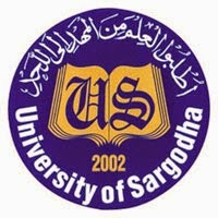 Sargodha University M.Com Result 2016