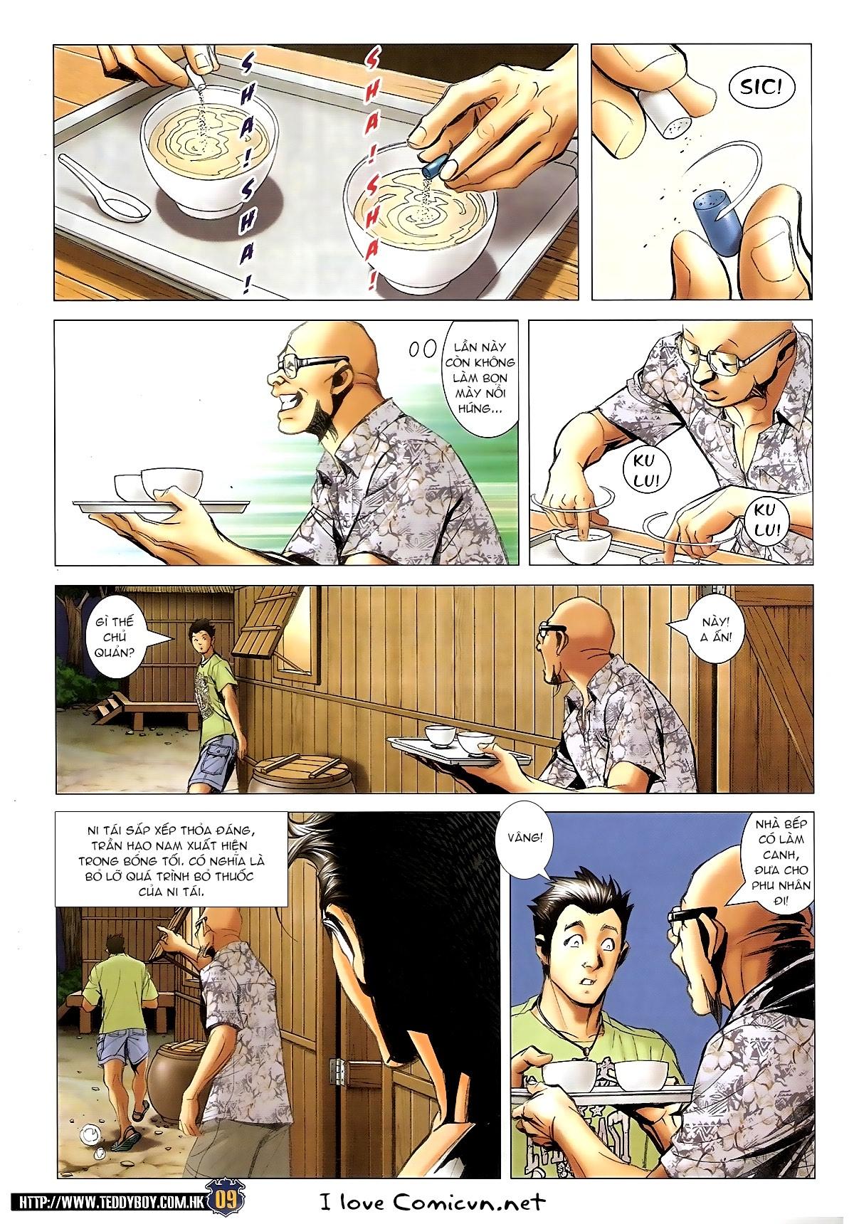 Người Trong Giang Hồ Chap 1409 - Truyen.Chap.VN