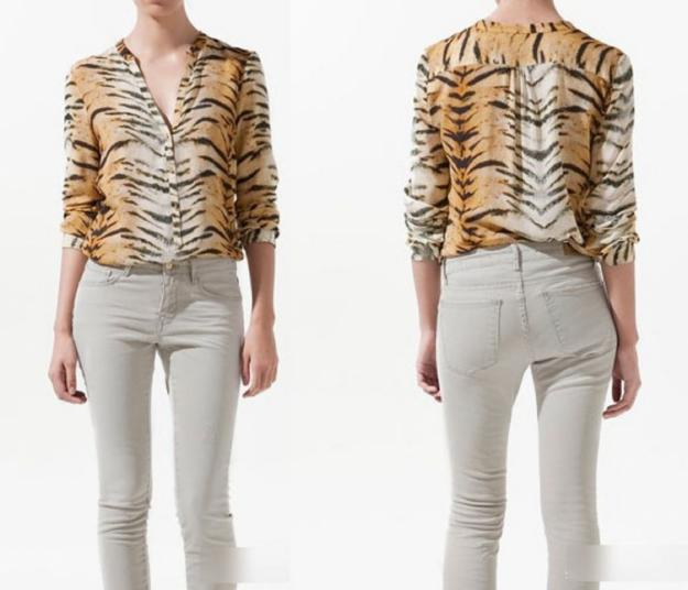 o tigre chic e elegante e2de52f4d99a0