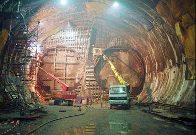 Terowongan Bawah Laut Turki Hubungkan Asia dan Eropa
