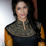Lavanya Tripathi Latest Photos in Stylish Dress at Kingfisher Ultra HIFW 2013