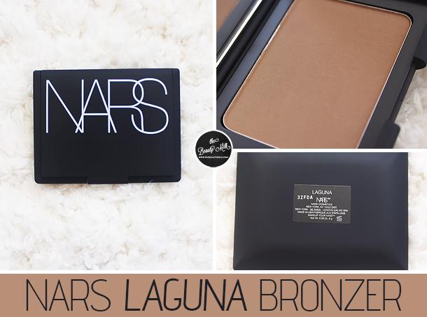 nars laguna bronzing powder bronzer swatch nc30